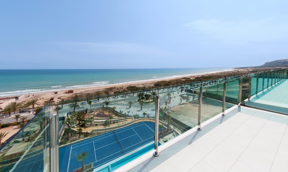 Испания недвижимость на море аликанте фото